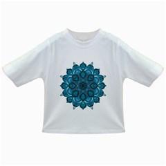 Ornate Mandala Infant/toddler T Shirts by Valentinaart