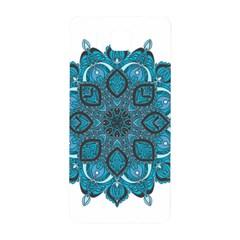 Ornate Mandala Samsung Galaxy Alpha Hardshell Back Case by Valentinaart
