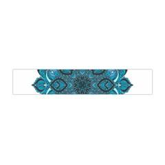 Ornate Mandala Flano Scarf (mini) by Valentinaart