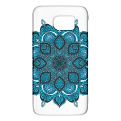 Ornate Mandala Galaxy S6 by Valentinaart