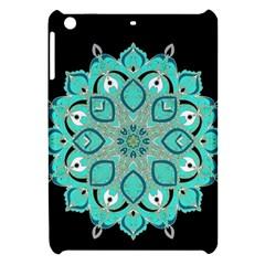 Ornate Mandala Apple Ipad Mini Hardshell Case by Valentinaart