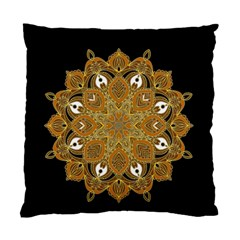 Ornate Mandala Standard Cushion Case (two Sides) by Valentinaart