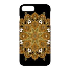 Ornate Mandala Apple Iphone 7 Plus Hardshell Case by Valentinaart