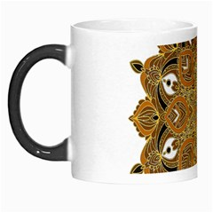 Ornate mandala Morph Mugs by Valentinaart