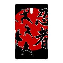 Ninja Samsung Galaxy Tab S (8 4 ) Hardshell Case  by Valentinaart