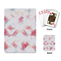 Doodles                      Playing Cards Single Design by LalyLauraFLM