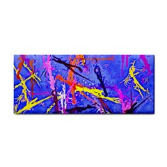 Paint Splashes                       Hand Towel by LalyLauraFLM