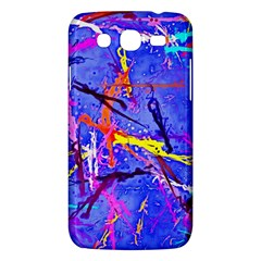 Paint Splashes                 Samsung Galaxy Duos I8262 Hardshell Case by LalyLauraFLM