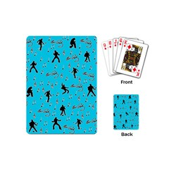 Elvis Presley  pattern Playing Cards (Mini)