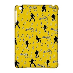 Elvis Presley  Pattern Apple Ipad Mini Hardshell Case (compatible With Smart Cover) by Valentinaart
