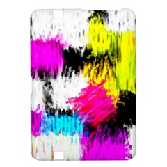Colorful blurry paint strokes                   Samsung Galaxy Premier I9260 Hardshell Case by LalyLauraFLM