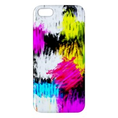 Colorful Blurry Paint Strokes                   Samsung Galaxy Note 3 Leather Folio Case by LalyLauraFLM