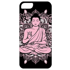 Ornate Buddha Apple Iphone 5 Classic Hardshell Case by Valentinaart