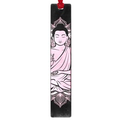 Ornate Buddha Large Book Marks by Valentinaart