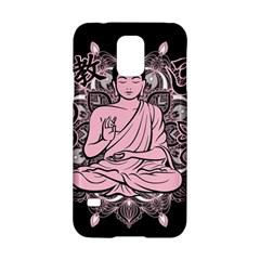 Ornate Buddha Samsung Galaxy S5 Hardshell Case  by Valentinaart