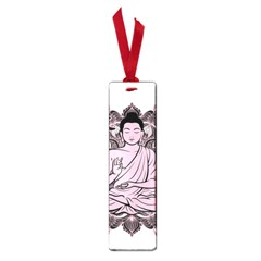 Ornate Buddha Small Book Marks by Valentinaart