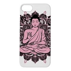 Ornate Buddha Apple Iphone 5s/ Se Hardshell Case by Valentinaart