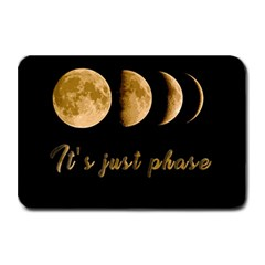 Moon Phases  Plate Mats by Valentinaart