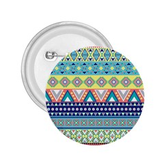 Tribal Print 2 25  Buttons by BangZart