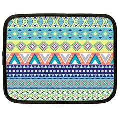 Tribal Print Netbook Case (large)