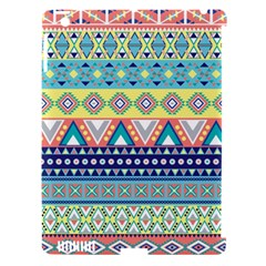 Tribal Print Apple Ipad 3/4 Hardshell Case (compatible With Smart Cover) by BangZart