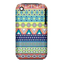 Tribal Print Iphone 3s/3gs by BangZart
