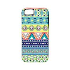 Tribal Print Apple Iphone 5 Classic Hardshell Case (pc+silicone) by BangZart