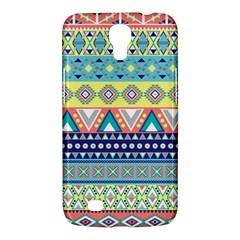 Tribal Print Samsung Galaxy Mega 6 3  I9200 Hardshell Case by BangZart