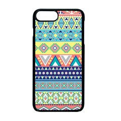 Tribal Print Apple Iphone 7 Plus Seamless Case (black) by BangZart