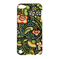 Bohemia Floral Pattern Apple Ipod Touch 5 Hardshell Case by BangZart