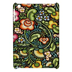 Bohemia Floral Pattern Apple Ipad Mini Hardshell Case by BangZart