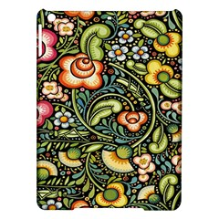 Bohemia Floral Pattern Ipad Air Hardshell Cases