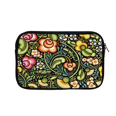 Bohemia Floral Pattern Apple Macbook Pro 13  Zipper Case