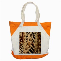 Animal Fabric Patterns Accent Tote Bag