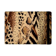 Animal Fabric Patterns Apple Ipad Mini Flip Case by BangZart