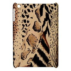 Animal Fabric Patterns Apple Ipad Mini Hardshell Case by BangZart
