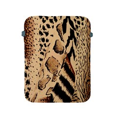 Animal Fabric Patterns Apple Ipad 2/3/4 Protective Soft Cases