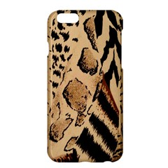 Animal Fabric Patterns Apple Iphone 6 Plus/6s Plus Hardshell Case by BangZart