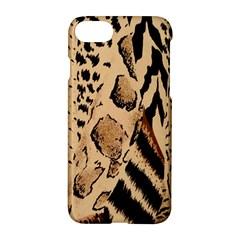 Animal Fabric Patterns Apple Iphone 7 Hardshell Case