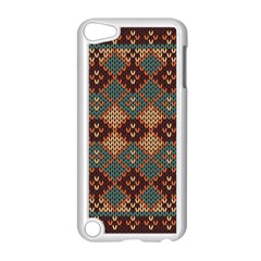 Knitted Pattern Apple Ipod Touch 5 Case (white) by BangZart