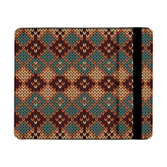 Knitted Pattern Samsung Galaxy Tab Pro 8 4  Flip Case by BangZart