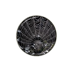 Spider Web Wallpaper 14 Hat Clip Ball Marker (4 Pack)