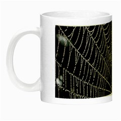 Spider Web Wallpaper 14 Night Luminous Mugs by BangZart