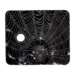 Spider Web Wallpaper 14 Galaxy S3 (flip/folio) by BangZart