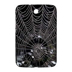 Spider Web Wallpaper 14 Samsung Galaxy Note 8 0 N5100 Hardshell Case  by BangZart