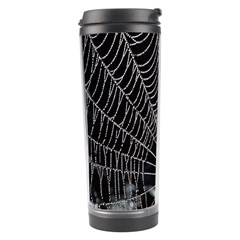 Spider Web Wallpaper 14 Travel Tumbler by BangZart