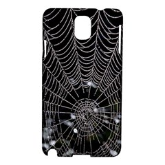 Spider Web Wallpaper 14 Samsung Galaxy Note 3 N9005 Hardshell Case by BangZart