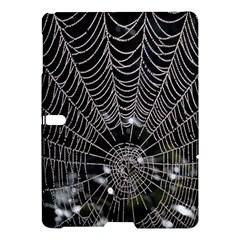 Spider Web Wallpaper 14 Samsung Galaxy Tab S (10 5 ) Hardshell Case  by BangZart