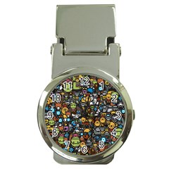 Many Funny Animals Money Clip Watches by BangZart