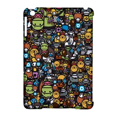 Many Funny Animals Apple Ipad Mini Hardshell Case (compatible With Smart Cover) by BangZart
